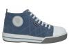 Sneaker Hochschuh blau S470 SIMON S1P