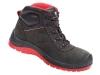 Stiefel schwarz-rot X475 HRO O3